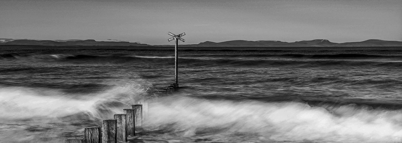 Moody Findhorn by Willie Horsburgh